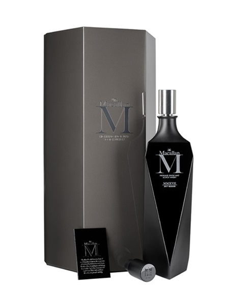 Rượu Macallan M Black