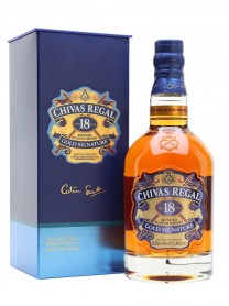 Chivas Regal 18 Year Old  - nút bấc