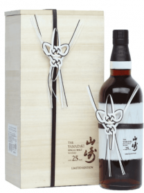 Hakushu 25 Năm Limited Edition