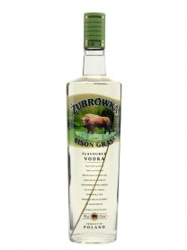 Rượu Vodka Zubrowka ( Vodka Bò Tót)