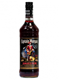 Rượu Captain Morgan Black