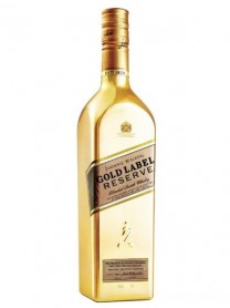 Rượu Johnnie Walker Gold Limited Editon nhũ vàng