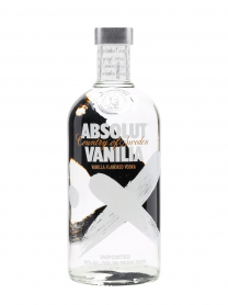 Rượu Vodka Absolut Vanila
