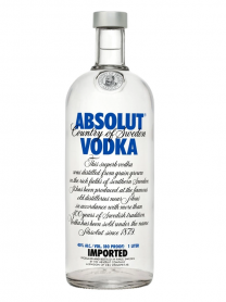 RƯỢU VODKA ABSOLUT