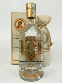 Rượu Vodka Imperial golden Snow ( vodka sa hoàng )