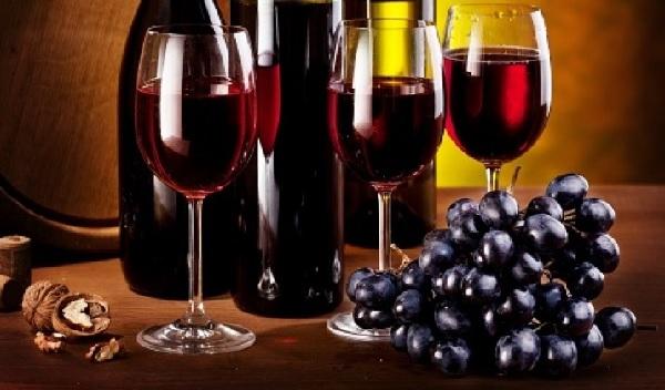 các giống nho làm rượu vang đỏ